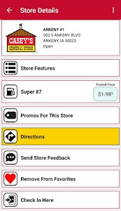Casey's General Stores screenshot 5