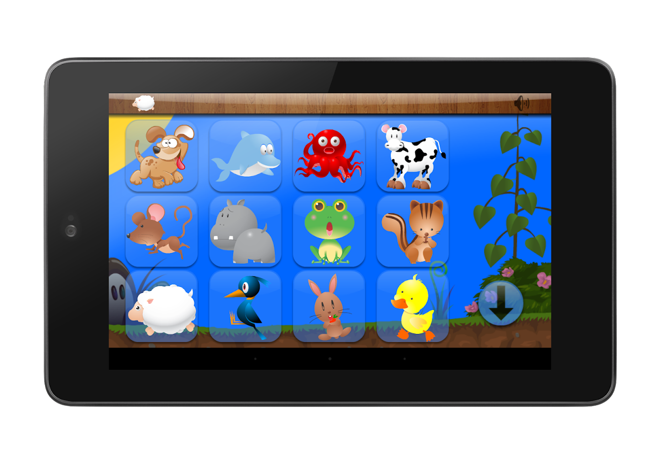 Kids Shape Puzzle Animals- screenshot