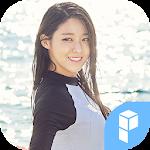 Blue Ocean With Seolhyun theme