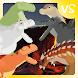 T-Rex Fights Dinosaurs - Dominator Edition