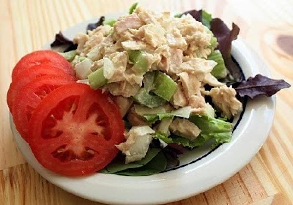 Blondie's Tuna Salad Recipe