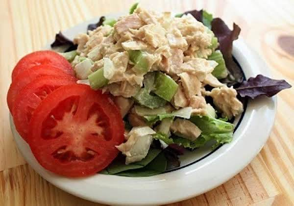 Blondie's Tuna Salad Recipe