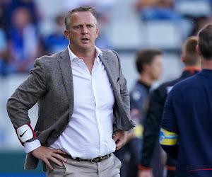 """John van den Brom reste confiant malgré le mauvais départ de Genk : """"Je ne panique pas"""""""