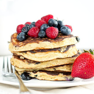 Easy Paleo Banana Pancakes.