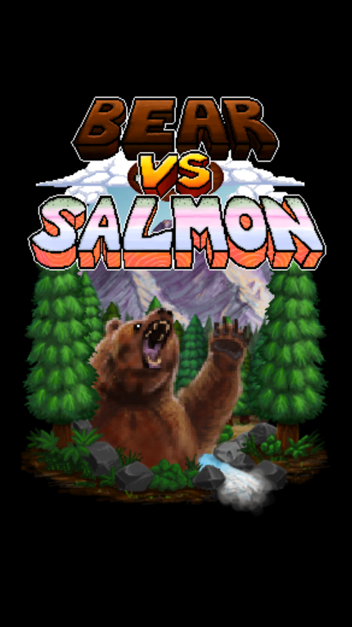 Bear Vs. Salmon- screenshot