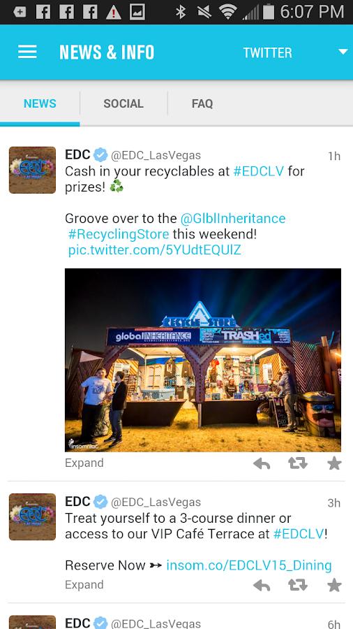 Insomniac: EDC Vegas 2015 - screenshot
