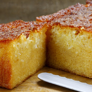 Caramelized Brown Butter Cake.
