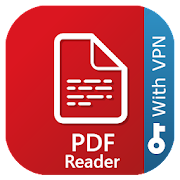 PDF Reader with Free VPN