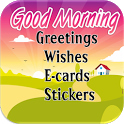 Good Morning Greeting Cards icon