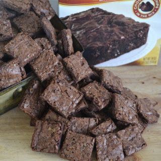 Copycat Sheila G's Brownie Brittle