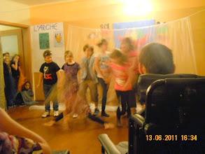 Photo: 13 VI 2011 roku -  podobają mi się mali aktorzy