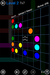Flow Free: Bridges Screenshot