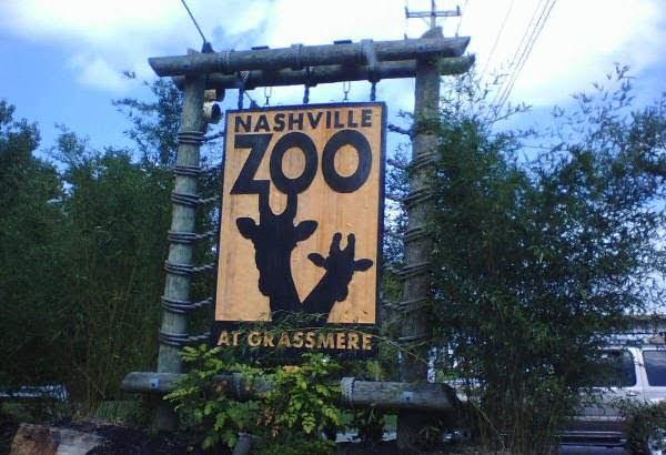 Jardim Zoológico de Nashville