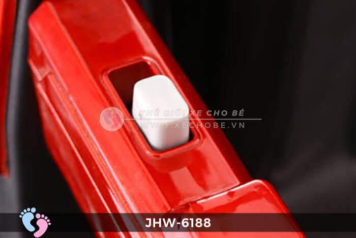 Xe ô tô điện cho bé 4 động cơ JHW-6188 11