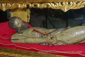 Photo: Cristo articulado. Cacabelos (León)