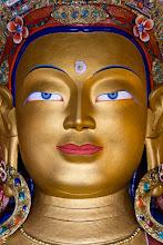 Photo: Thikse Monastery, Manali-Leh Highway, Ladakh, Indian Himalayas