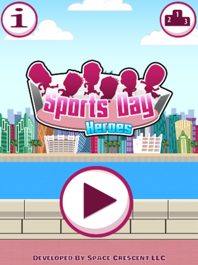 Sports Day Heroes- screenshot