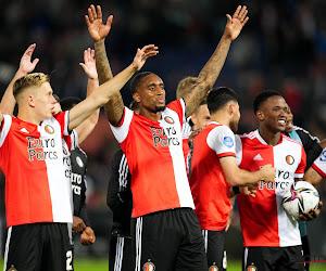 Feyenoord wint topper op het veld van PSV: invaller Cyriel Dessers laat zich gelden met een doelpunt en een assist