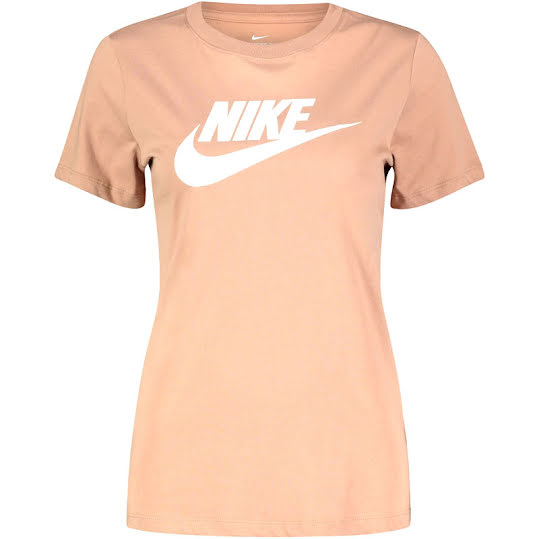 Nike Essential Icon Future T-Shirt Dam Brun stl S