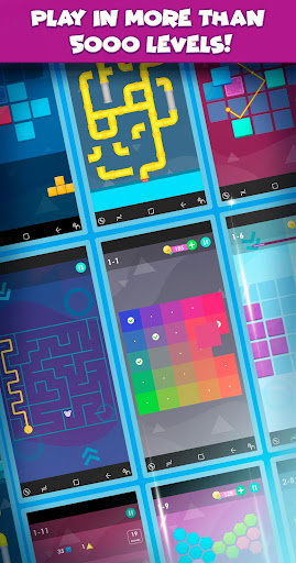 Smart Puzzles Collection screenshot 6