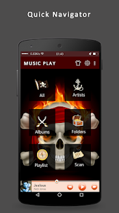 Free Music Player 2018 - náhled