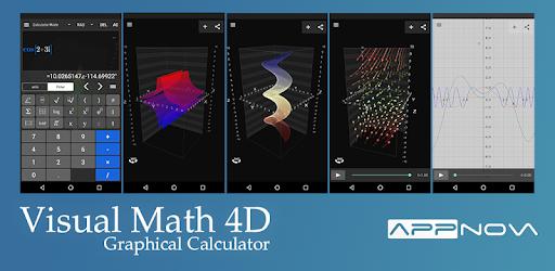 Visual Math 4D - Apps on Google Play