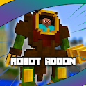 Robot Addon For Minecraft icon