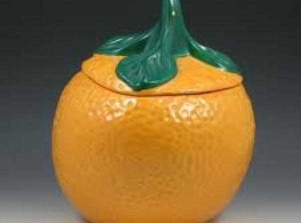 Orangeburst Wafer Cookie Ball Recipe