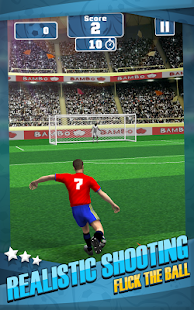 Shoot Goal Soccer- screenshot thumbnail