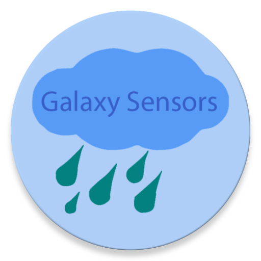 Galaxy Sensors Icon
