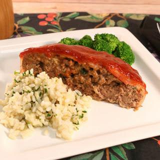 Just Like Pioneer Woman's Meatloaf