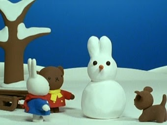 Miffy and the Snow Bunny/Miffy's Rainy Day