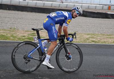 Deceuninck-Quick.Step rekent op Julian Alaphilippe in Ronde van het Baskenland