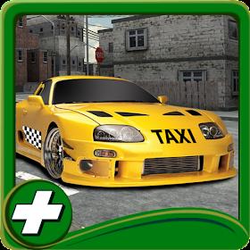 Город Такси 3D Парковка игры