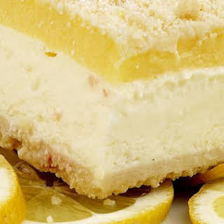 Lemon Cream Bars.