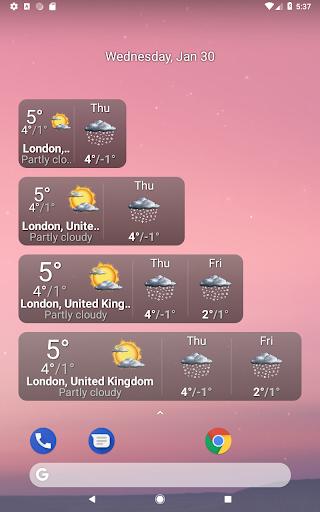 Palmary Weather screenshot 19