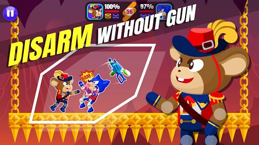 Bullet Warriors : Jump and shoot 1.6.10 screenshots 1
