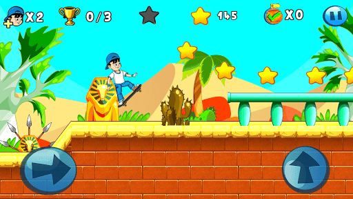 Skater Kid 7.1.29.6 Screenshots 7