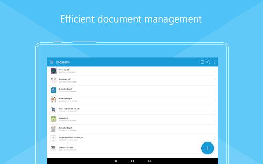 Foxit Mobile PDF  - Edit and Convert 6.6.1.0121 screenshots 14
