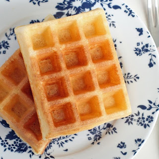 The Awesome Belgium (Yeast Type) Waffles