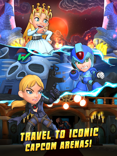Puzzle Fighter 2.3 screenshots 16