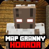 Tải Map Granny Horror for MCPE miễn phí
