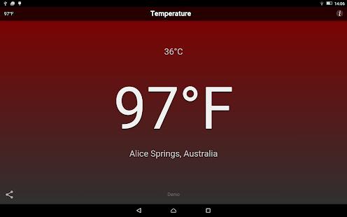 Temperature Free Screenshot 7