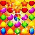 Sweet candy garden blast icon
