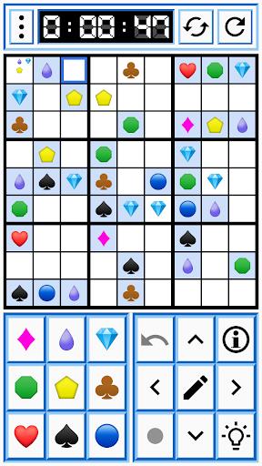 Classic Sudoku 10.7 screenshots 10