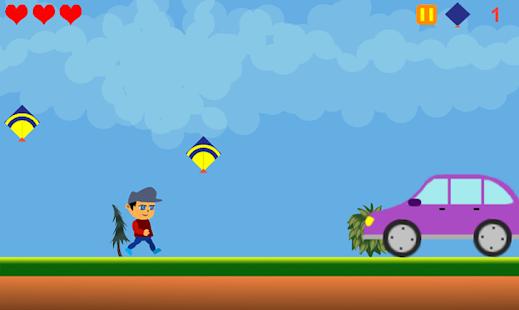 Kite Runner Chase - náhled