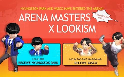 Arena Masters : Legend Begins