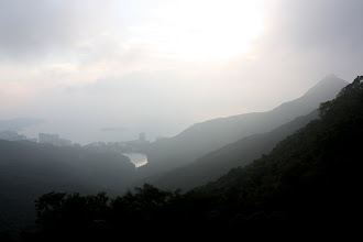 Photo: Day 194 - Another View from Victoria Peak on HK Island