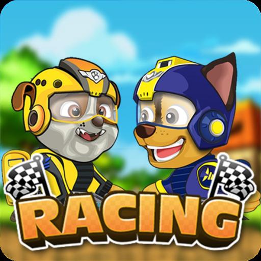 Paw Puppy Racing Patrol (game)