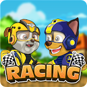 Paw Puppy Racing Patrol